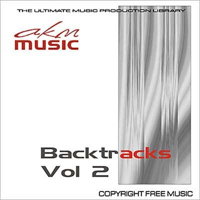Backtracks vol 2 | AKM Music: Royalty Free Music CDs and MP3