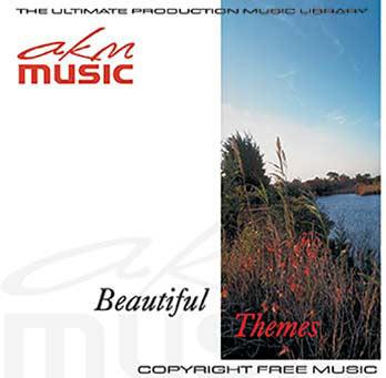Beautiful themes | AKM Music: Royalty Free Music CDs and MP3