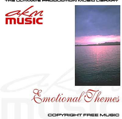 Emotional themes | AKM Music: Royalty Free Music CDs and MP3