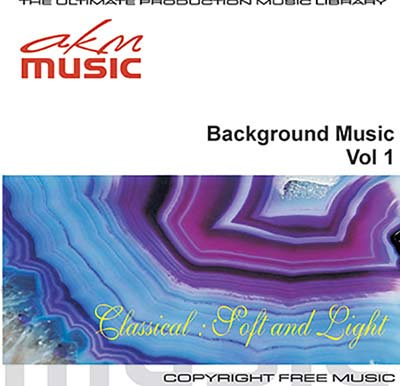 Background Music Vol 1 - Classical Soft & Light