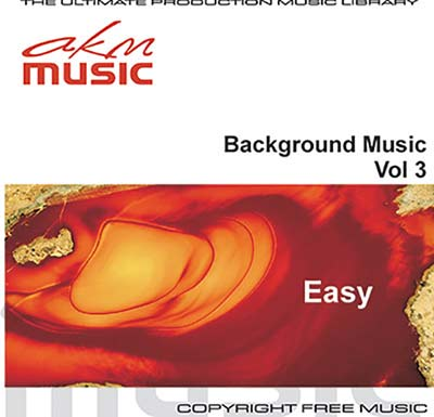 Background Music Vol 3 - Easy