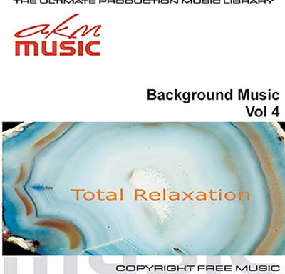 Background Music Vol 4 - Total Relaxation