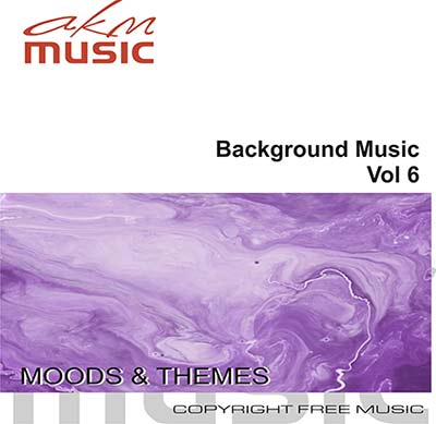 Background Music Vol 6 - Moods & Themes
