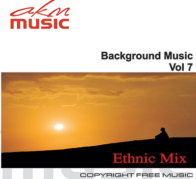 Background Music Vol 7 - Ethnic Mix