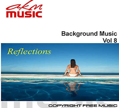 Background Music Vol 8 - Reflections