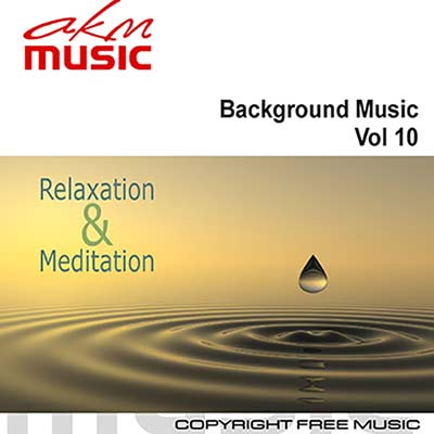 Background Music Vol 10 - Relaxation and Meditation