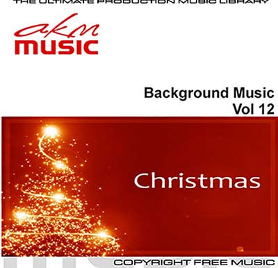 Background Music Vol 12 - Christmas