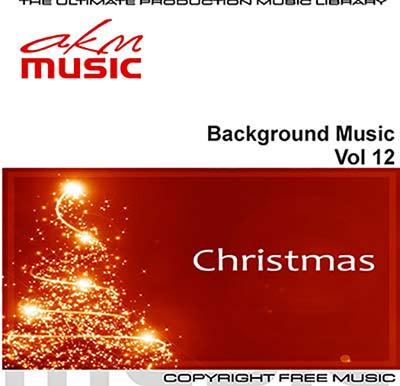 Background music vol 12 christmas | AKM Music: Royalty Free Music
