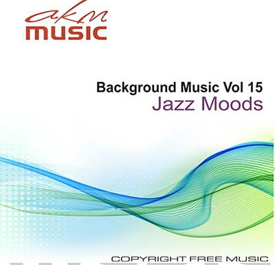 Background Music Vol 15 - Jazz Moods