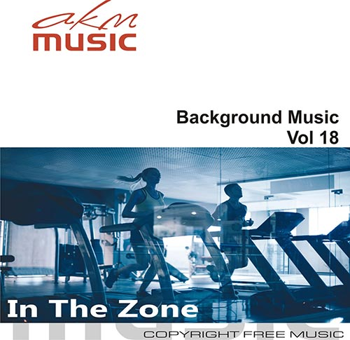 Background Music Vol 18 - In The Zone