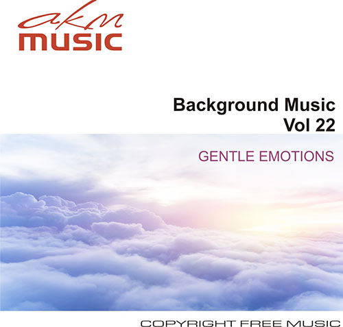 Background Music Vol 22 - Gentle Emotions