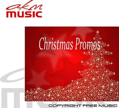Christmas promos | AKM Music: Royalty Free Music CDs and MP3