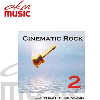 Cinematic rock vol 2 | AKM Music: Royalty Free Music CDs ...