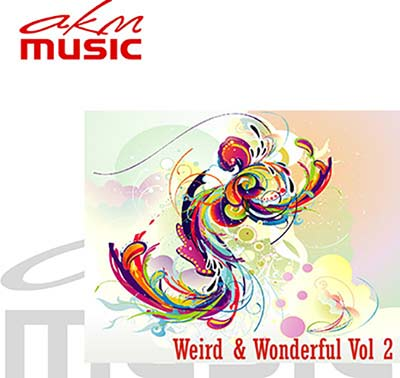 Weird & Wonderful Vol 2