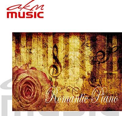 Romantic piano | AKM Music: Royalty Free Music CDs and MP3