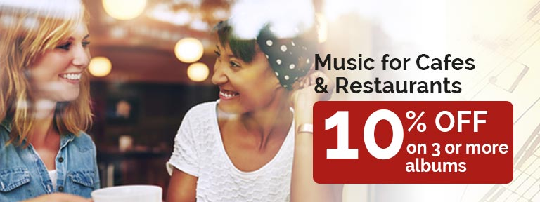 Music for cafes restaurants   AKM Music: Royalty Free Music